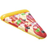 Bestway Plūduriuojantis čiužinys Pizza Party, 188x130cm