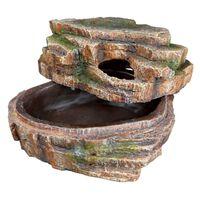 TRIXIE Uola gyvatėms, 26x20x13 cm, poliesterio derva, 76199