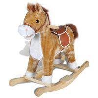 vidaXL Supamas gyvūnas arkliukas