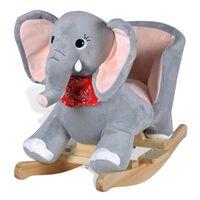 vidaXL Supamoji kėdė dramblys