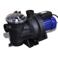 Elektrinis Baseino Siurblys 1 200 W, Mėlynas