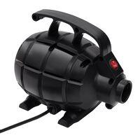 vidaXL Elektrinė pompa, juodos spalvos