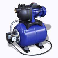 Elektrinis Sodo Siurblys 1200 W, Mėlynas