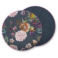 Descanso Dekoratyvinė pagalvė PARMA, 55x55cm, antracito