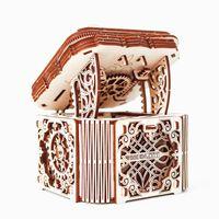 WOODEN CITY Medinio modelio rinkinys-paslapčių dėžutė