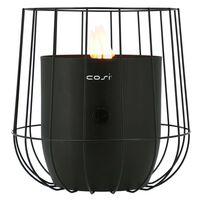 Cosi Dujinis žibintas Cosiscoop Basket, juodos spalvos