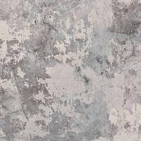 DUTCH WALLCOVERINGS Tapetai, betono pilkos spalvos