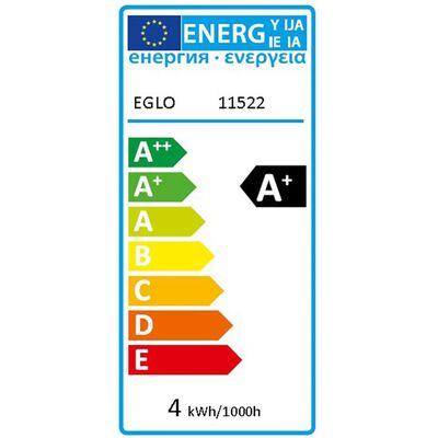 EGLO Vintažo Stiliaus LED Lemputė E27 G95 Amber 11522