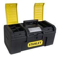 Stanley 16'' Įrankių Dėžė, Labai Lengvai Atidaroma