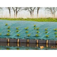 Nature Plėvelė nuo piktžolių, žalios spalvos, 2,1x25m