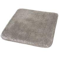 Kleine Wolke Vonios kilimėlis Relax, pilkos spalvos, 55x65cm
