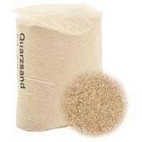 vidaXL Smėlis filtrui, 25kg, 0,4-0,8mm