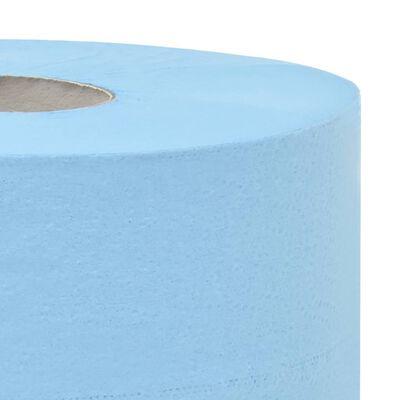 vidaXL Pramoninis rankšluostis, 4 rulonai, 26cm, 3 sluoksnių