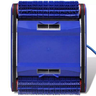Galingas Baseino Valymo Robotas, Siurblys