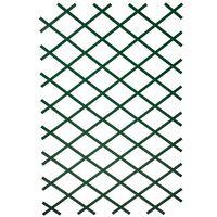 Nature Sodo treliažai, 2vnt., žalios spalvos, 100x200cm, PVC