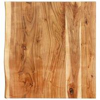 vidaXL Vonios spintelės stalviršis, 60x55x3,8cm, akacijos masyvas
