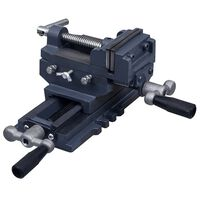 vidaXL Rankinis kryžminio slydimo gręžtuvas-spaustuvas, 70mm