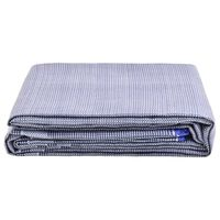 vidaXL Palapinės kilimas, mėlynos spalvos, 450x300cm