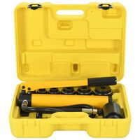 vidaXL Hidraulinių presavimo įrankių rinkinys, 22-60mm