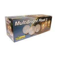 Ubbink Tvenkinio LED šviestuvai MultiBright Float 3, 1354008
