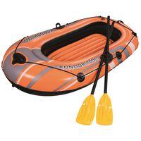 Bestway Pripučiamos valties rinkinys Kondor 1000 Set, 155x93cm, 61078