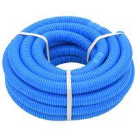 vidaXL Baseino žarna, mėlyna, 32 mm, 12,1 m