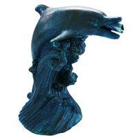Ubbink Tvenkinio fontanas-delfinas, 18cm, 1386020