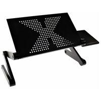 United Entertainment Daugiafunkcis stovas kompiuteriui, juodas