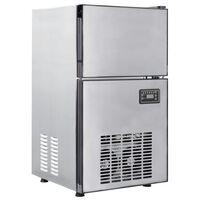 vidaXL Ledukų gaminimo aparatas, 420W, 50kg/24val.