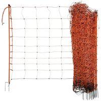 Neutral Elektrinio piemens tinklas avims OviNet, oranžinis, 108cm