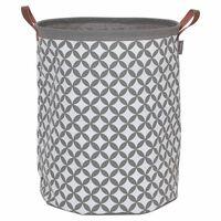 Sealskin Skalbinių krepšys Diamonds, pilkas, 60l, 362302012
