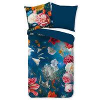 Pure antklodės užvalkalas SPACE FLOWERS, 135x200cm