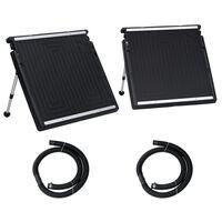 vidaXL Saulės energiją naudojanti baseino šildymo plokštė, 150x75cm
