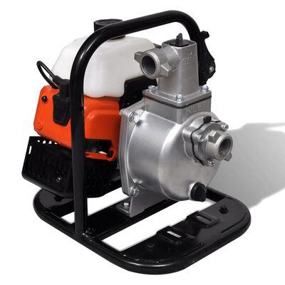 Benzininis vandens siurblys, 2 taktų, 1,2 kW, 0,95 l