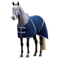 Kerbl Antklodė arkliams RugBe Classic, mėlynos spalvos, 125cm, 323635