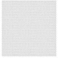 vidaXL Viel. tinkl. plokštė sodui, nerūd. plien., 100x85cm, 45x20x4mm