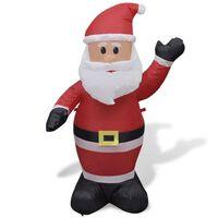 Pripučiamas Kalėdų Senis 120 cm
