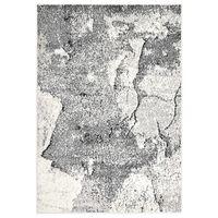 vidaXL Kilimas, pilkos spalvos, 160x230cm, PP