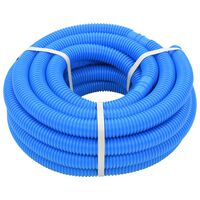 vidaXL Baseino žarna, mėlyna, 38 mm, 12 m