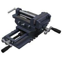 vidaXL Rankinis kryžminio slydimo gręžtuvas-spaustuvas, 150mm