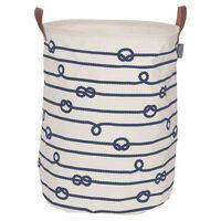 Sealskin Skalbinių krepšys Rope, kreminės spalvos, 60l, 362282022