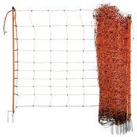 Neutral Elektrinio piemens tinklas avims OviNet, oranžinis, 90cm