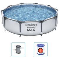 Bestway Steel Pro MAX Baseino rinkinys, 305x76cm