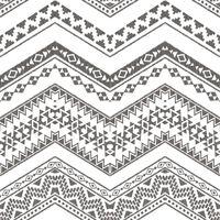 Urban Friends & Coffee Tapetas Etnico, juodos ir baltos spalvos