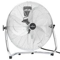 vidaXL Pastatomas ventiliatorius, chromo, 45cm, 3 greičiai, 100W