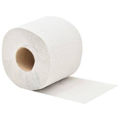 vidaXL Tualetinis popierius, 128 ritinėliai, 250 lapelių, 2 sluoksnių