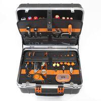 BAHCO Tvirta įrankių dėžė su 55 įrankiais, 4750RCW011BNL