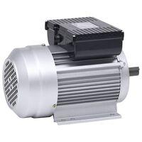 vidaXL Vienfazis elektros variklis, 2,2kW/3AG, 2 polių, 2800aps./min.