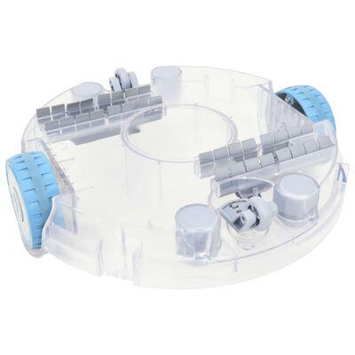 vidaXL Belaidis baseino valymo robotas, 27W