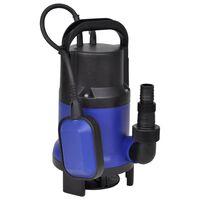 Elektrinis purvino vandens sodo siurblys, panardinamas, 400 W